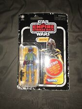 Hasbro Star Wars Retro Collection - Boba Fett 3.75in Mandalorian New Unopened