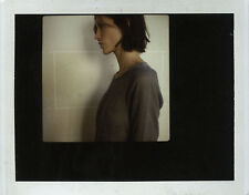 PHOTO ANCIENNE - VINTAGE SNAPSHOT - FEMME MODE POLAROID PROFIL - WOMAN FASHION 4