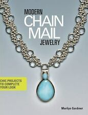 Modern Chain Mail Jewelry: Chic Projects to Complete Your Look-ExLibrary