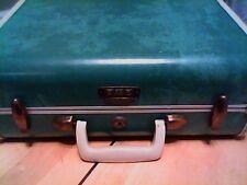 VTG SAMSONITE Shwayder Bermuda Green Luggage Overnighter Suitcase Travel Case
