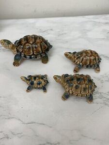 Wade Whimsies Set Of 4 Tortoises