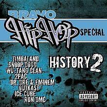 Bravo Hip Hop History 2 von Various   CD   Zustand sehr gut