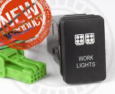 Mitsubishi TRITON MQ Work light Switch Highest Quality Dual Amber LED's New Gen3