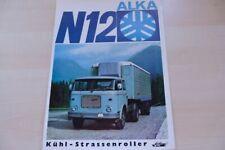 214311) Skoda 706 RTTN LKW - Kühlwagen - Prospekt 1973