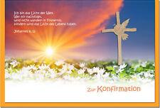metALUm Karte zur Konfirmation BLUMENWIESE   1212058