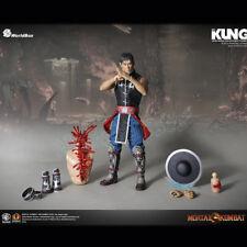 "WorldBox 1/6 Scale Mortal Kombat Zero Kung Lao 12"" Action Figure Modle Toys"
