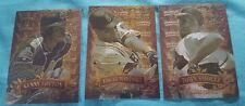 1997 Fleer Ultra Season Crowns Lot Of 3 Cards