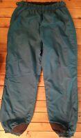 Columbia Pants Men's Large Snow Ski Snowboard Waterproof Pants Vintage Retro