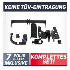 Für Toyota Corolla X E15 4-Tür Limousine 07-10 Anhängerkupplung abn+E-Satz 7p