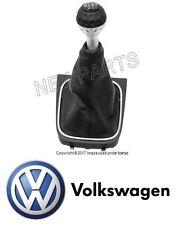 """NEW VW Eos Golf R Retro """"Golf Ball"""" GTI Gear Shift Knob Genuine 1K0 064 285 G"""