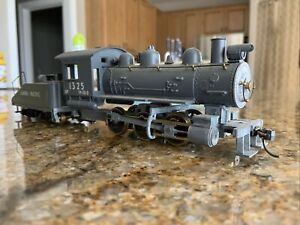 ROUNDHOUSE HO '0-6-0 Steam Locomotive with Tender'-Union Pacific-dummy