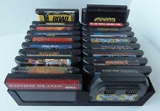 Sega Megadrive/Genesis/MasterSystem Game Cartridge Tray/Rack/Stand/Storage/Box
