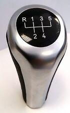 Bmw e60 e61 e63 e85 e90 e91 e92 botón Knauf palanca de cambio 5 marchas plata mm