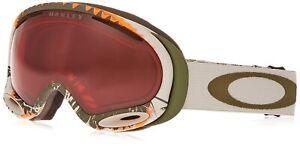 New OAKLEY A-FRAME 2.0 SNOW Kazu - Mega Shark Green w/ Prize Rose 7044-11 018
