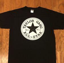 Mint Taylor Gang Paper Planes All Star Rap T-Shirt sz L