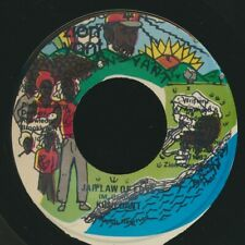 "NEW 7"" Kush Dan I - Jah Law Of Love  /  Kush Dan I - Jah Jah Dub"