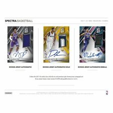 LOS ANGELES CLIPPERS 2017-18 PANINI SPECTRA BASKETBALL 2 BOX 1/4 CASE BREAK #6