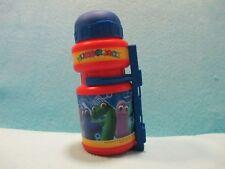 *RARE* 2008 Open Minds Numberjacks - Plastic Water Bottle Flask - Nice XMAS GIFT