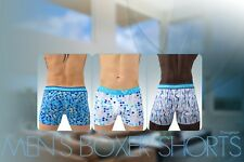 3 Pack Mens Boxers Shorts Underwear Trunks Multipack Set - 2019 Promo