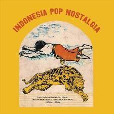 VA - INDONESIA POP NOSTALGIA NEW VINYL RECORD