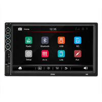 7inch HD 2Din Touch Screen Car Stereo MP5 MP3 Player Radio Android IOS USB/TF