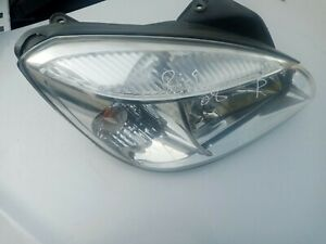 Kia Rio Headlight Driver Front 2005-09 Clear Lens