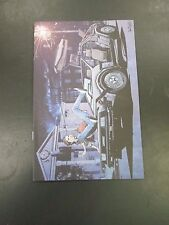 BACK TO THE FUTURE 1 JETPACK COMICS VARIANT SEAN MURPHY Bob Gale Burnham BTTF