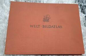 WELT BILD ATLAS - AUSGABE 1955