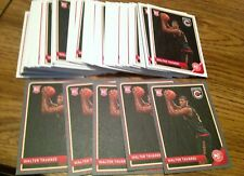 WALTER TAVARES 2015-16 ROOKIE INVESTMENT LOT (87) COMPLETE + SILVER PARALLEL RC
