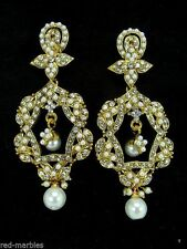 Pearl (Imitation) Ethnic & Tribal Earrings