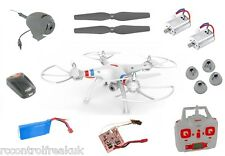 Syma X8W X8C X8G Quadcopter Blades, Battery, PCB, Charger, Frame, Motor Parts