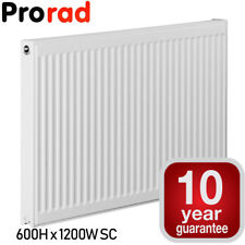 Compact Radiator Convector Type 11 21 22 400mm 500mm 600mm 700mm High ProRad