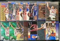 Grant Hill Lot Of 45 W/ Rookies & Inserts Topps Finest NBA Hoops Fleer Ultra+