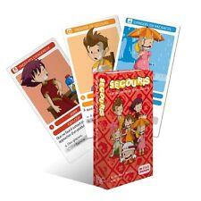 Jeu éducatif sur le Secourisme jeu de cartes Quizz 7 familles Secouris