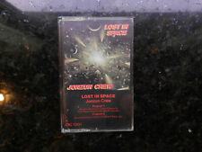 SUPER RARE Jonzun Crew Lost in Space Cassette Tape Very Good