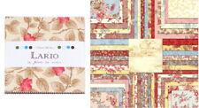 """Lario 5"""" CHARM PACK / Quilt Squares Moda Fabric"""