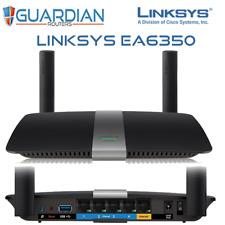 Linksys EA6350-UK AC1200 Dual Band Smart Wi-Fi Gigabit Router USB 3.0