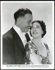 "KAY FRANCIS + PRESTON FOSTER Original Vintage 1937 Photo ""FIRST LADY"""