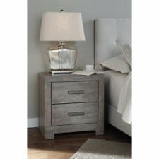 Signature Design by Ashley Culverbach Night Stand, Gray