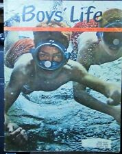 Boys' Life Magazine: August, 1963 Issue-BSA/Boy Scouts