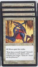 4 x Talon Sliver tempest Magic The Gathering mtg