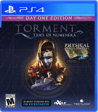 Torment: Tides Of Numenera PS4 New PlayStation 4, PlayStation 4