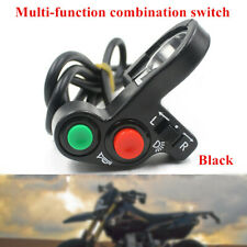 Motorcycle Handlebar ON/OFF Combination Switch for Horn Headlight Turn Signal