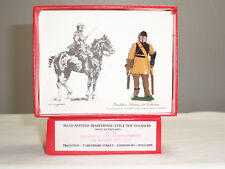 TRADITION 511 ENGLISH CIVIL WAR PARLIAMENTARY HORSE TROOPER METAL TOY SOLDIER