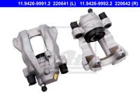 Bremssattel für Bremsanlage Hinterachse ATE 11.9426-9991.2