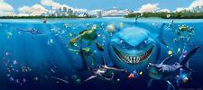 79x35inch. Wallpaper Panoramique Papier Peint pour Enfants Bedroomfinding Nemo