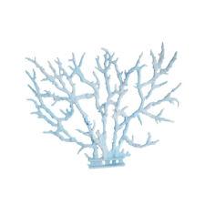 Casa Decorazione Pianta Artificiale Corallo Plastica per Pesce Serbatoi Acquario
