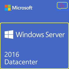 MSFT Windows Server 2016 DATACENTER 64 bit Digital License Key+ Download Link!!
