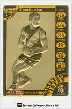 2013 AFL Teamcoach Cards Star Wild Card SW14 Trent Cotchin (Richmond)