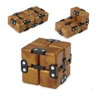 Funxim Infinity Cube, Unendlicher Würfel Spielzeug, Magic Flip Dekompression, Tö